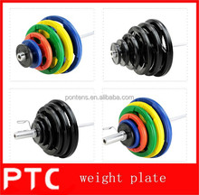 all king of color olympic weight plate 50kg