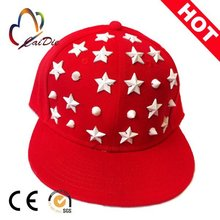 Custom 100% cotton embroidery baseball cap children