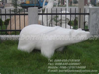 Natural White Quartz Landscaping Stone
