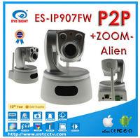 1 MP Indoor Convert CCTV IP Camera with Robot Head