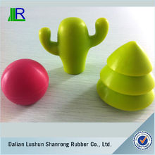 Colored Silicone Stick Protective End Cap for Kids