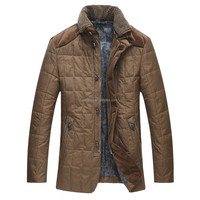 Winter korean style mens jacket made in china
