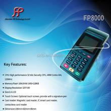 FP8000 for E-business onlie support E-ticket/E/voucher/E-coupon/E-wallet,billing pos terminal