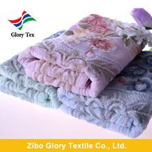 Hot 100% cotton printed and jacquard bath/beath towel wholesal
