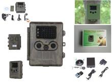 12mp sentiero telecamera a infrarossi caccia fotocamera gprs nascosto animale fotocamera sentiero