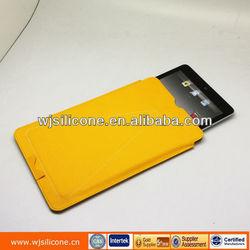 For Ipad Mini Retina Display PU Pounch Sleeve Bag Case With Holder