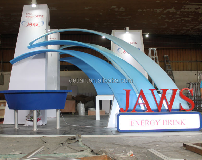 Exhibition Booth Structure : Exhibition contractor sale modular booth design