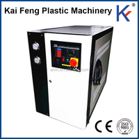 5P Electric plastic industry water cooled chiller Cooling-water system