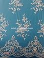 laço de tecido dourado de xiamen ruisi ornamentos roupas sby61557cb