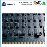 copper PCB assembly manufacturer offer power amplifier and audio amplifier PCB Manufacturer in China