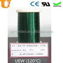 UEW/U SWG25 enameled copper wire for winding