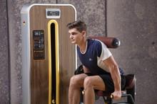 MZ-009 LOWER BACK Machine/Fitness Machine/Gym Equipment//Workout/Strength training/weight training/exercise