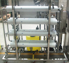 Form E/F Certification for KYRO-2000 manufacturer commercial reverse osmosis water system
