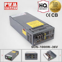 36v 27a switch power supply 1000w led driver