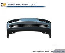 2015 hot selling plastic Auto bumper mould making