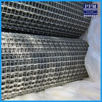 Food grade Stainless steel flat flex wire mesh conveyor belt