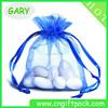 Supply Custom gift bag print logo Organza Bags