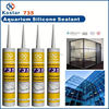 Acetic waterproof water resistant silicon sealant mildew resistance