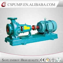 OEM energy saving horizontal single stage self priming oil pump