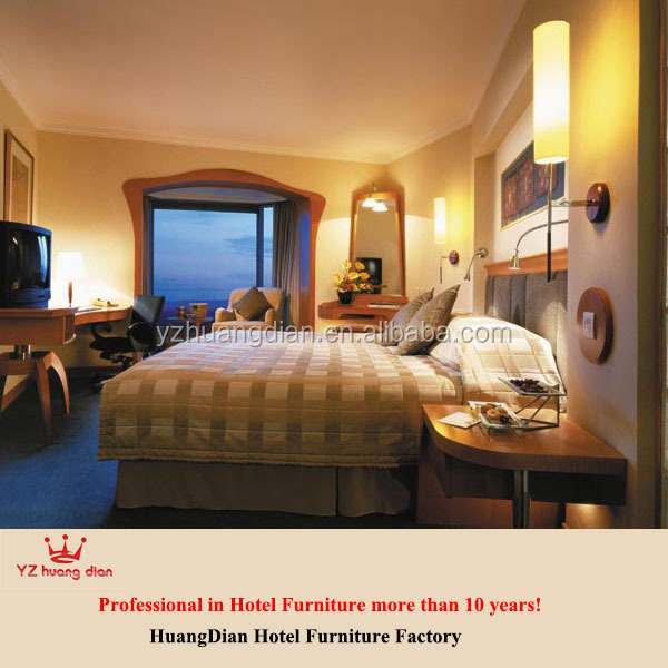 Customized Latest Modern 5 Star Hotel Vintage Bedroom Sets