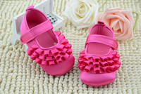 Hand Made Baby Cotton Fabric Shoes Baby Walking Shoes Cheap Wholesale Shoes In China