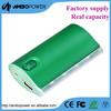 5200mah best power bank for iphone , flashlight powerbank