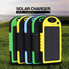 Waterproof solar charger,solar mobile charger,solar power bank with real capacity&cheap price