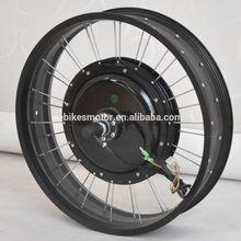 120kph! 3000 W Motor eléctrico para bicicletas, grasa bicicleta Motor Kit