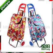 travel trolley luggage bag for promotion cf tote bag