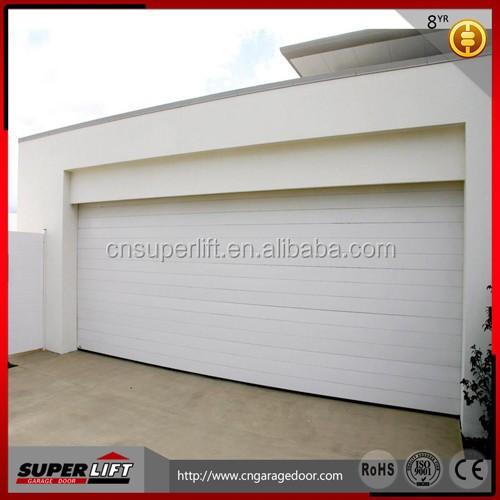 Isol s unique panneau de porte de garage similibois ouvre for Garage en panneau sandwich