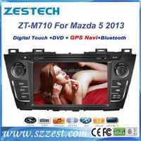 Car multimedia for Mazda 5 2013 2 din car dvd gps for Mazda 5 gps navigation system