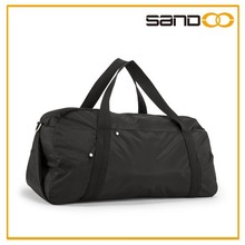 Fashion Cheap Polyester Sport Foldable Duffle Bag 2015