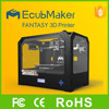 EcubMaker 100 micron resolution 3D model printer