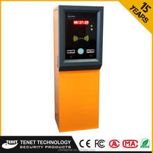 TCP/IP Exit Payment Terminal in Parking Management System