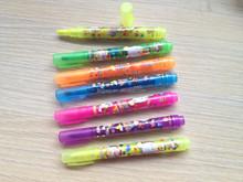 promotional highlighter pen/non-toxic fluorecent marker