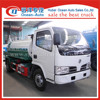 Dongfeng DFAC 5cbm stainless steel water delivery truck