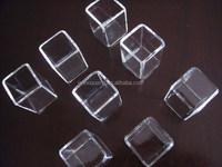 Cheap best selling latest steatite quartz tube base