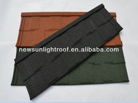 Steel Roof Trusses Price, Stone Coated Metal Roof Tile, Building Material