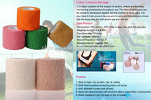 ISO approved no allergy sterilized cohesive bandage