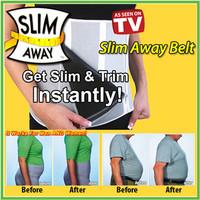 Adjustable Slim Belt Sliming Away Weight Loss Belt As Seen on TV