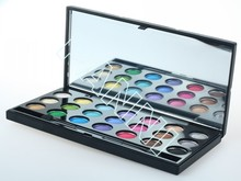 Colorful hot-sale customized 21 eye shadow palette