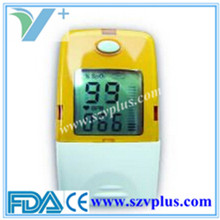 2015 Cheapest Digital Fingertip Pulse Oximeter VP-50B, LCD display Finger Pulse Oximeter