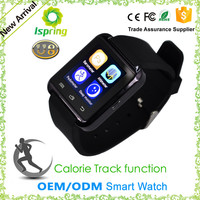 calorie burn counter watch for IOS Android Samsung iPhone Xiaomi