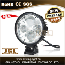 warranty 2 year 6inch led fog light cree led work light auxiliary off road led work lamp motorcycle parts