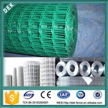 1X1 Pvc Coated Square Welded Wire Mesh