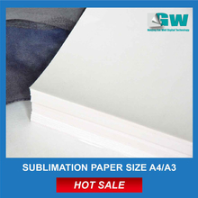 Factory supplier 58g 70g 80g Sublimation paper fast dry for Sublimation printing lycra fabric for swimwear