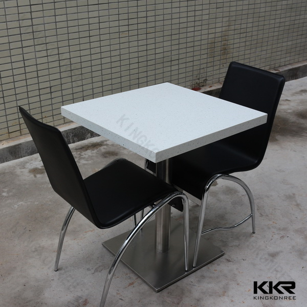 Chairs And Tables Restaurant Jeddah Solid Surface