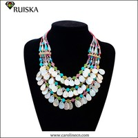 Wholesale Shell Jewelry Brand New Arrived Shell Fashion Necklaces