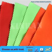 Trade assurance supplier direct EN471 CVC CVC high vis fabric reflective fabric for garment