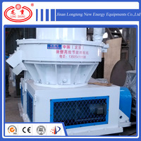 China Top Quality Guaranteed Longteng wood pellet making machine
